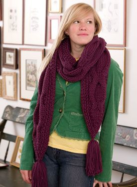 Division Street Scarf by Kerin Dimler-Laurence. Would like to buy this ebook. This pattern is suppose to be a quick knit with chunky yarn.