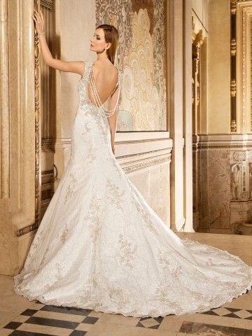Robe de mariée Demetrios - Empire du Mariage