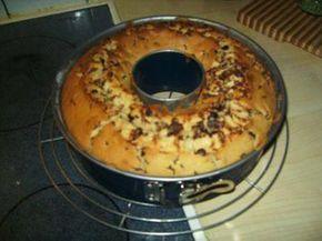 Das perfekte Ein leckerer Rührkuchen mit Apfelmus-Rezept mit einfacher Schritt-für-Schritt-Anleitung: Margarine, Zucker, Eier,Salz und Vanillezucker…
