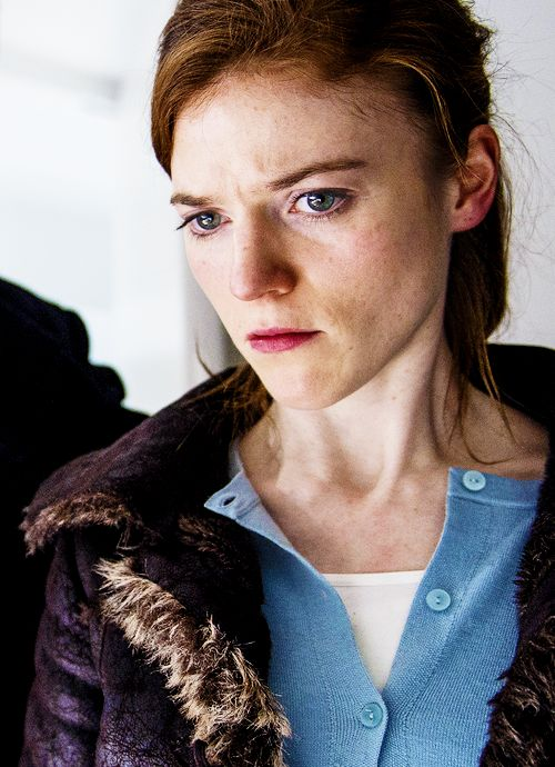 — Rose Leslie Source — — Rose Leslie as DS Emma Jones in Luther season 4...