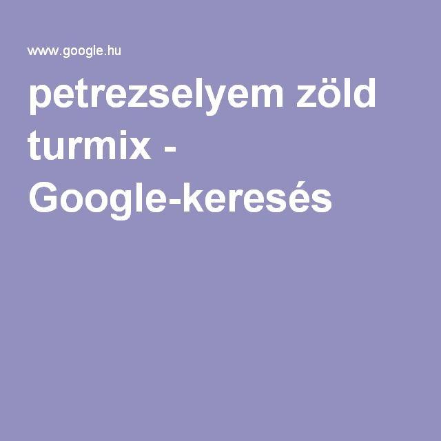 petrezselyem zöld turmix - Google-keresés