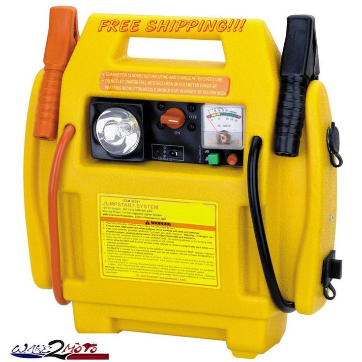 Costco Marine Battery >> car battery jump starter | 12 v Battery Jump Starter ...