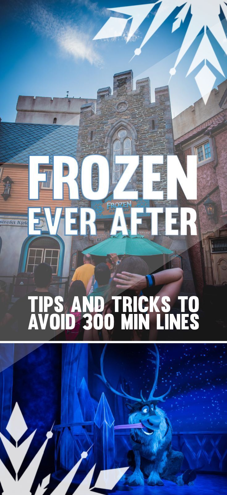 Tips to Experience Frozen Ever After in Epcot
