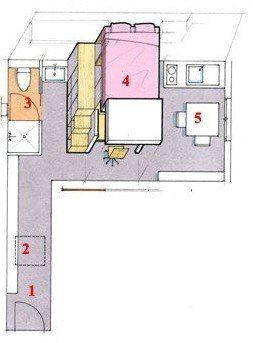 duplex pequeño