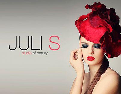 "Check out new work on my @Behance portfolio: ""JULI S — studio of beauty"" http://be.net/gallery/32540207/JULI-S-studio-of-beauty"