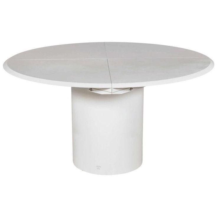 Multifunktionaler runder, quadratischer und ovaler Esstisch Quadrondo für Rosenthal – Products