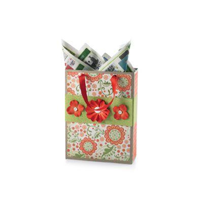 Cereal box gift bag | Altered Art | Pinterest