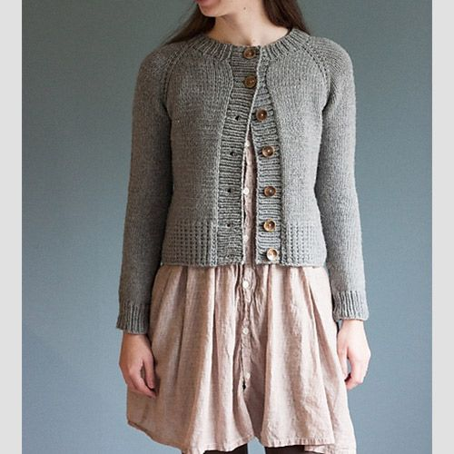 Alicia is starting this pattern - isn't it cute?! http://thebrownstitch.com/projects/ramona-cardigan/