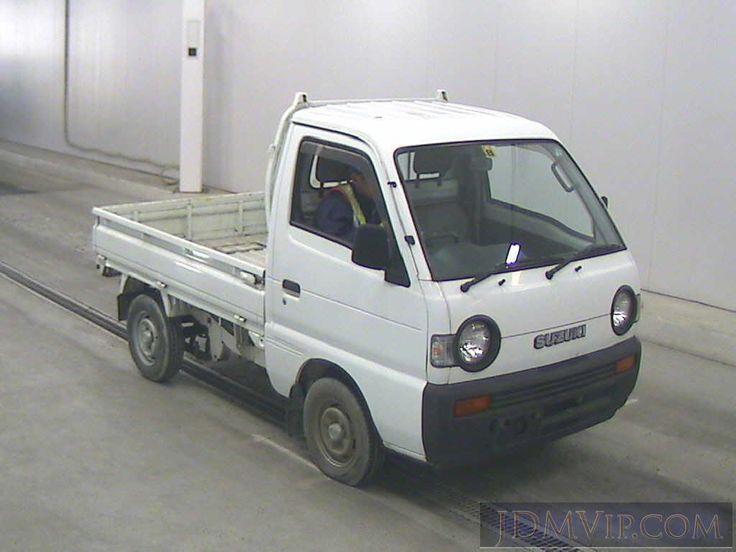 1992 SUZUKI CARRY TRUCK DD51T - http://jdmvip.com/jdmcars/