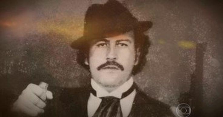 'Guardei muitas lembranças', diz filho de Pablo Escobar de infância com pai