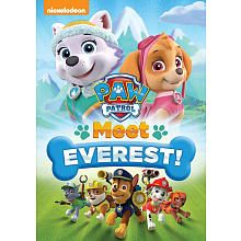 Paw Patrol: Meet Everest DVD