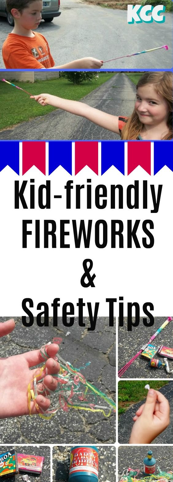 Firework Safety Tips - Fourth of July, Independence Day, Labor Day - Celebrations. Kid-friendly fireworks #kidscreativechaos