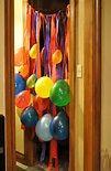 birthday balloon door surprise | Birthday :D | Pinterest