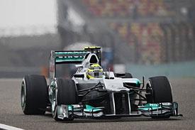 Rosberg spicca il volo in Cina e vince il primo gran premio in carriera