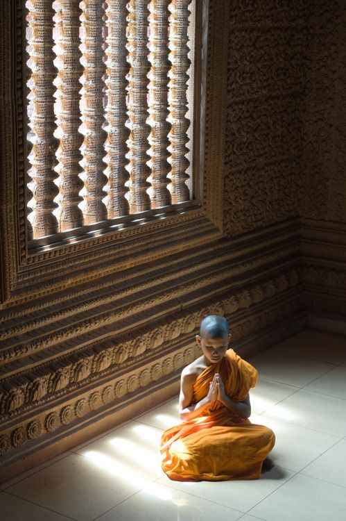 .Angkor ~ Namaste More inspiration at: http://www.valenciamindfulnessretreat.org