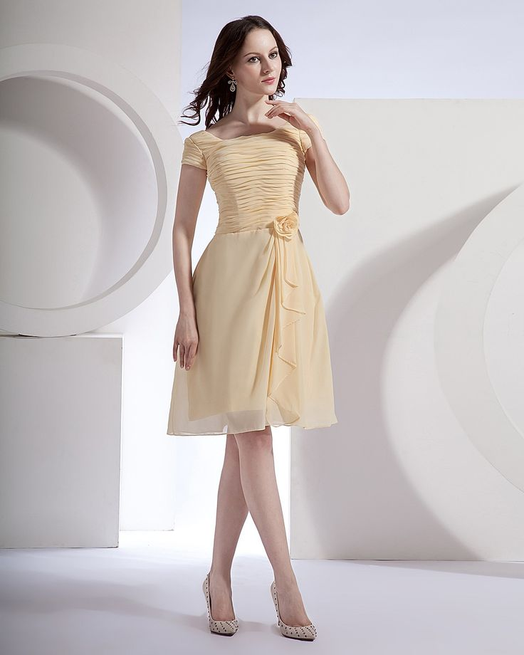 12 best Tea Length Bridesmaid Dress images on Pinterest | Tea length ...
