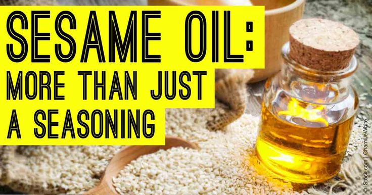Rich and nutty, sesame oil has been popularly used for adding flavor to many dishes – learn more about the benefits, uses, and composition of this edible oil. http://articles.mercola.com/herbal-oils/sesame-oil.aspx