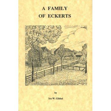 The story of William J. Eckert, his Eckert ancestors, and descendants. William (1862-1949), a descendant of 1741 Immigrnat John Eckert, raised his family on the Eckert homestead in Heidelberg Twp., Be