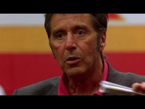 AL Pacino's Any Given Sunday Speech - YouTube