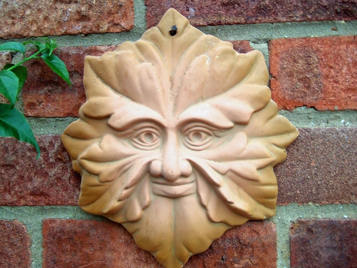 The Green Man In The Conservatory