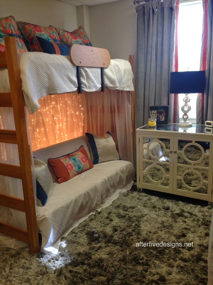 11 Dorm Rooms That Make College Life Look Glamorous