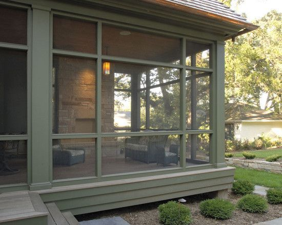 Image result for country style screened back porches
