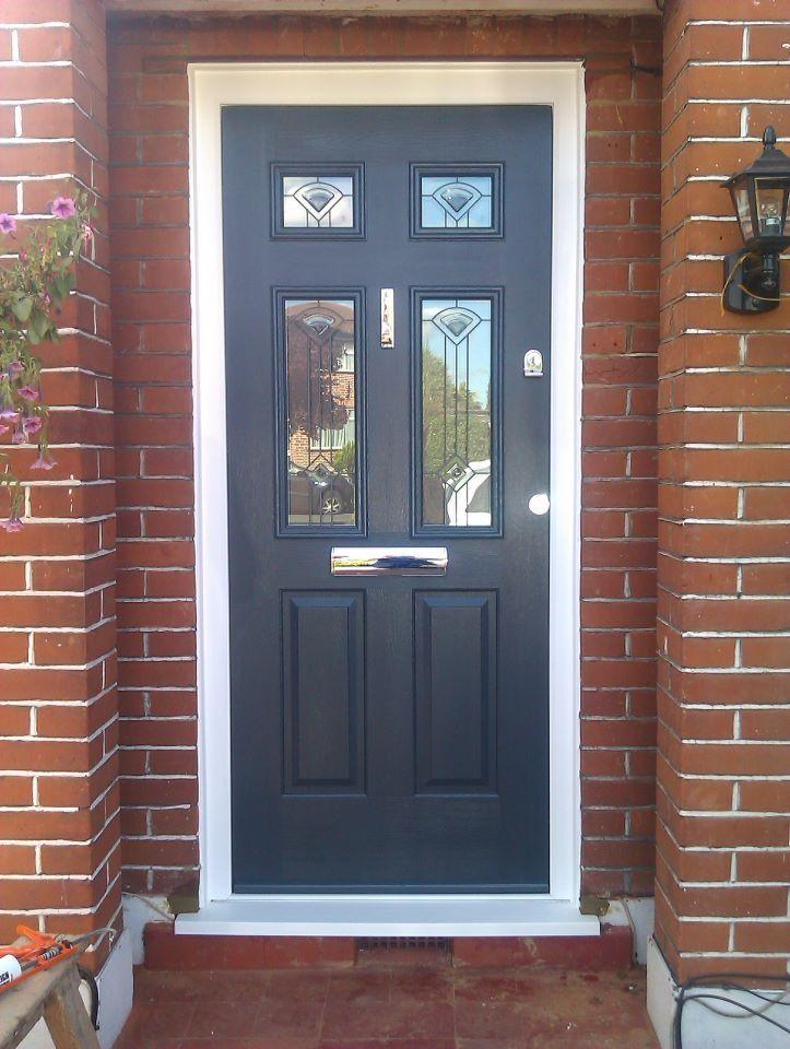 Tw Handyman Fitted Upvc solid door Twickenham tw2 & 17 best Upvc front door images on Pinterest | Entrance doors Front ...
