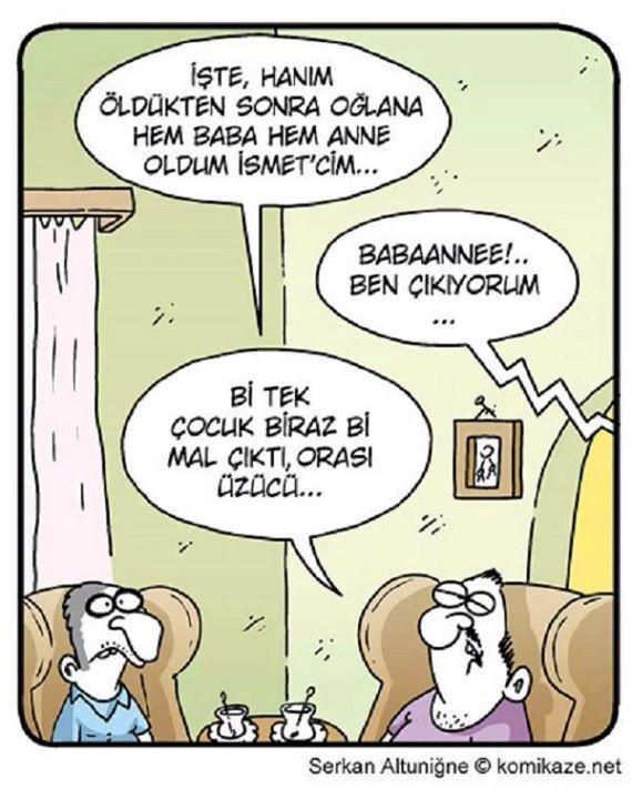 Serkan Altuniğne; Çocuk mal çıktı! :)