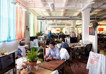 #vintage #kantoorinrichting | Inrichting-huis.com