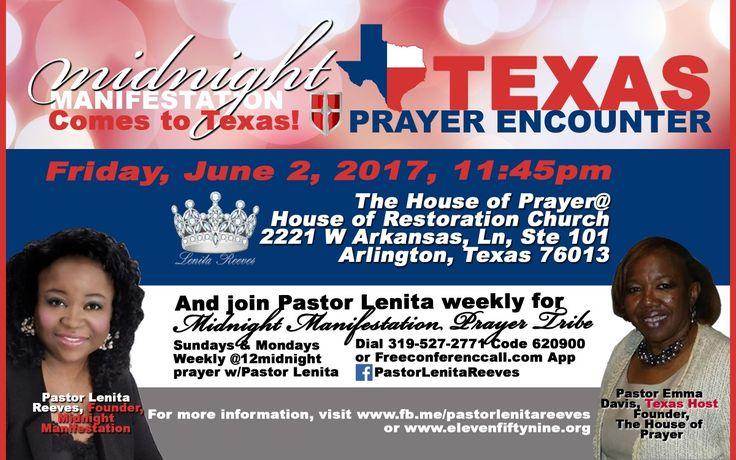 Midnight Prayer encounter in Texas, join us www.prayer.purposehouse.net for more information #midnightprayer #iPrayAtMidnight