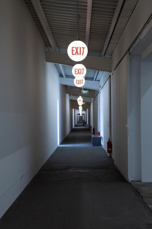 Richard Artschwager - No Exit, 2009