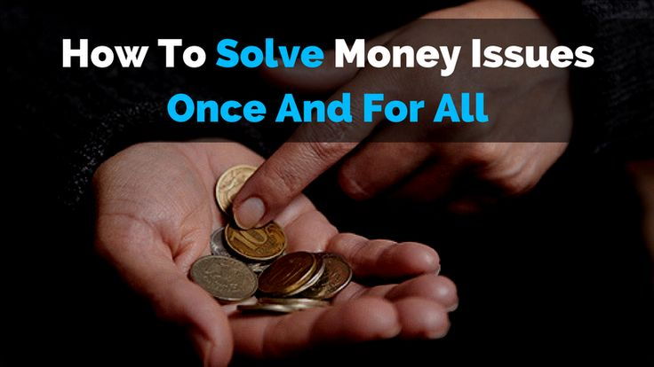 How To Solve #Money Issues Once And For All -  http://michaelkidzinski.ws/how-to-solve-money-issues-once-and-for-all/