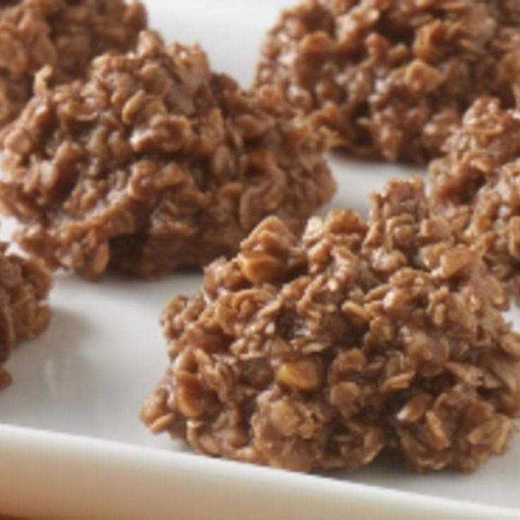 No Bake Oatmeal Cookies Recipe 5   Just A Pinch Recipes