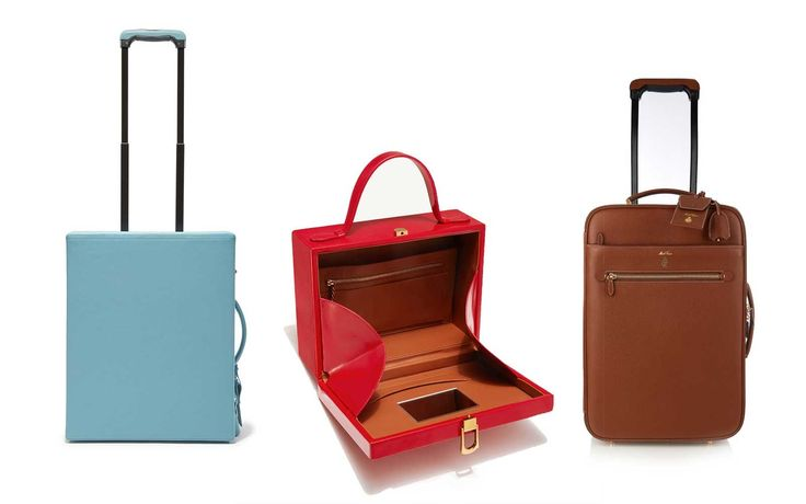 The 17 Best Designer Luggage Brands   Looking to buy a piece of luggage that will make a statement—and last forever? Here are our favorite designer luggage brands that blend quality and style.