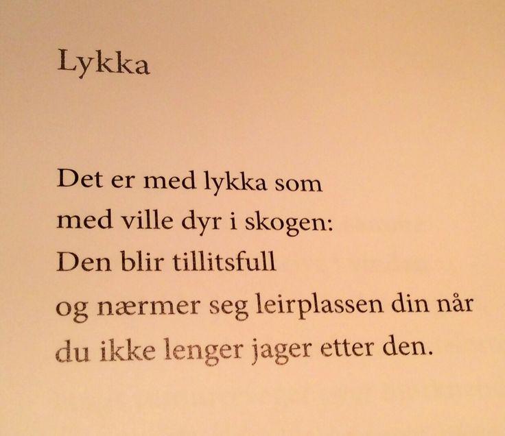 Av Hans Børli
