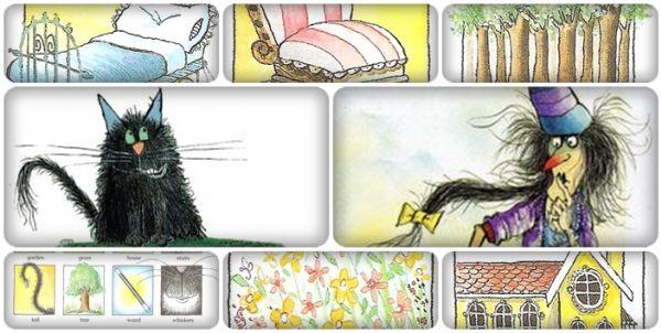 Winnie the witch Ajout de flashcards – Cycle 3 | la maîtresse a des yeux dans le dos