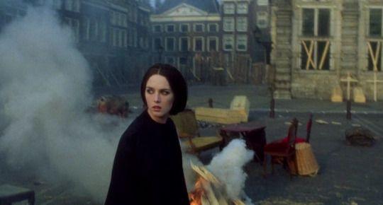 """Isabelle Adjani in """"Nosferatu the Vampyre"""" (1979, Werner Herzog) / Cinematography by Jörg Schmidt-Reitwein"""