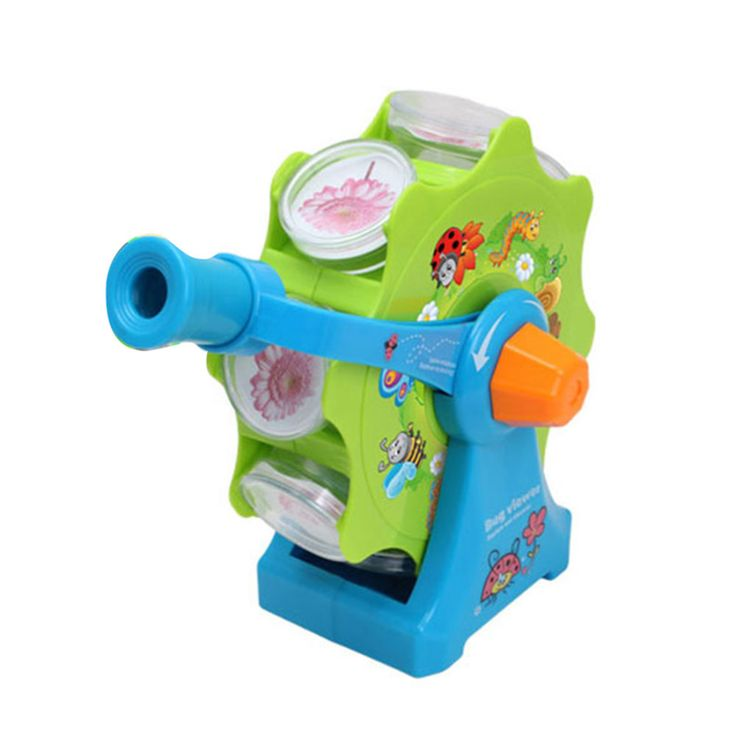 Kids Ferris Wheel Insect Viewer Microscope Bug Observer ...