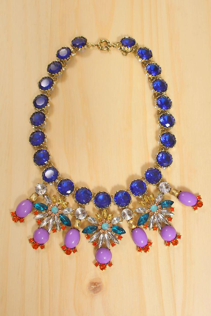 Barcelona necklace