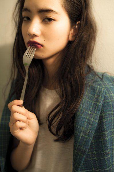 """cottonish: """" 小松菜奈 """""""