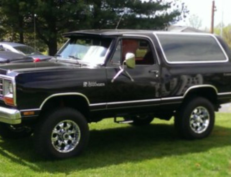 1983 Dodge Ramcharger – Daniel Melody