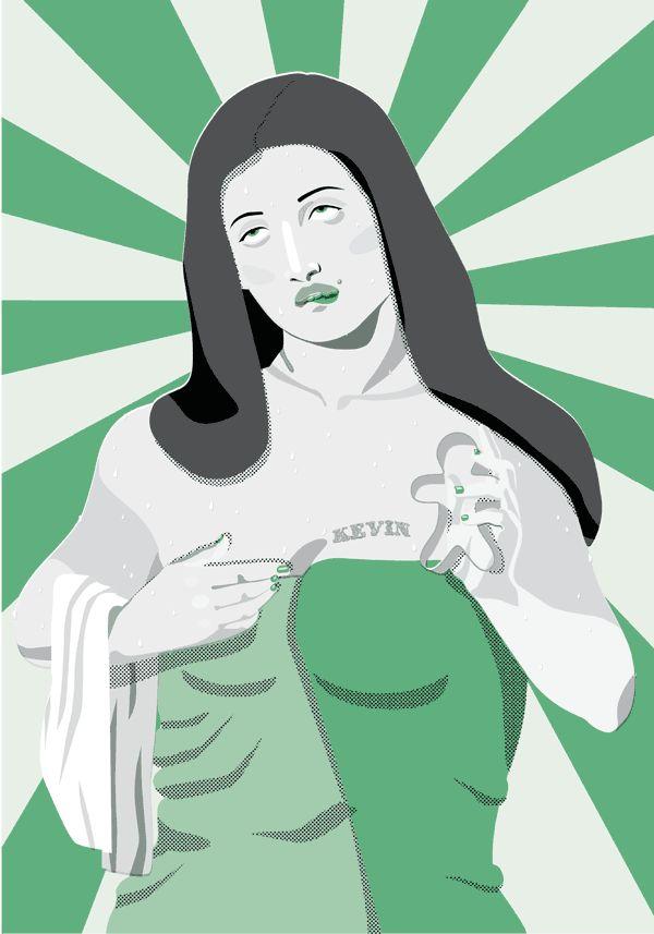 El éxtasis de Magda // Escritor Robert Barber + Ilustradora Noémie Coignus #arroznegro