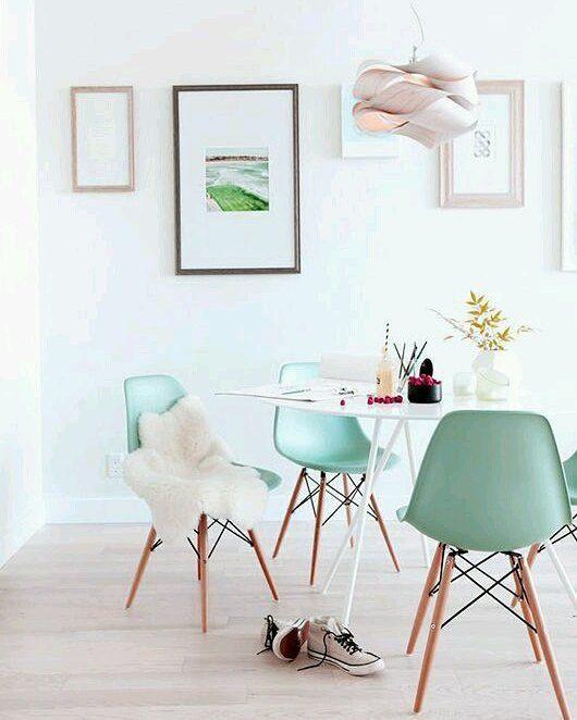 Mid century dining | follow @shophesby for more gypset boho modern lifestyle + interior inspiration www.shophesby.com
