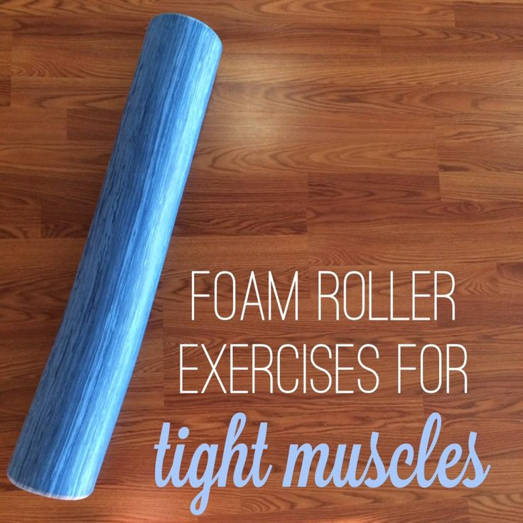 how to use a roller for your back