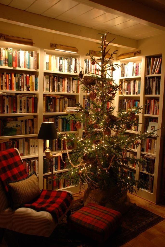 Willkommen bei Innisfree zu Weihnachten im Cottage…