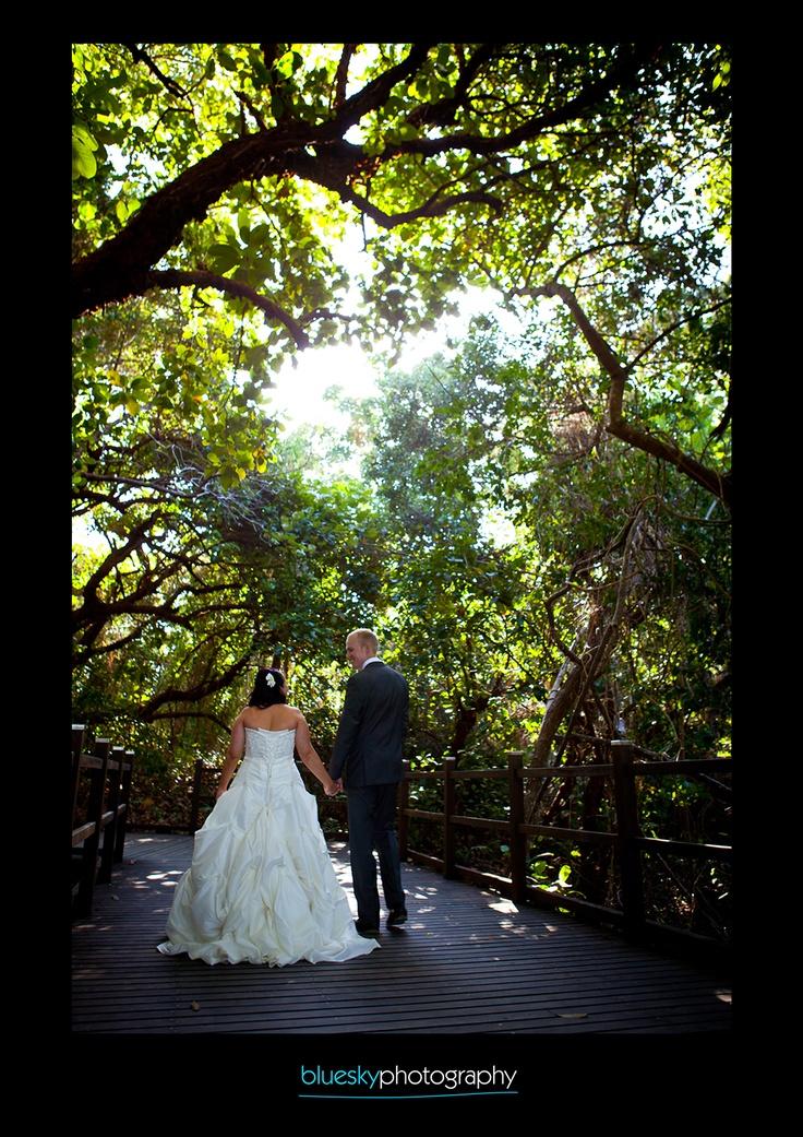 The Board Walk, Sea Temple Port Douglas, Port Douglas  - Port Douglas Wedding Photographer www.blueskyphotography.net.au