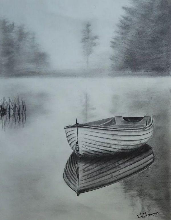 35 Dumbfounding Best Pencil Sketch Drawings To Practice 3d Pencil Sketches Pencil Drawings Landscape Drawings
