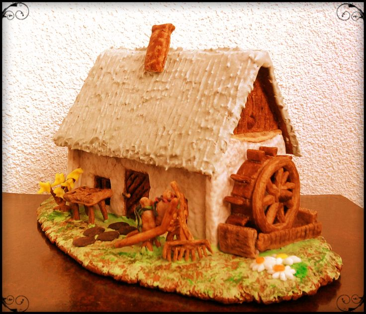 Gingerbread Mill