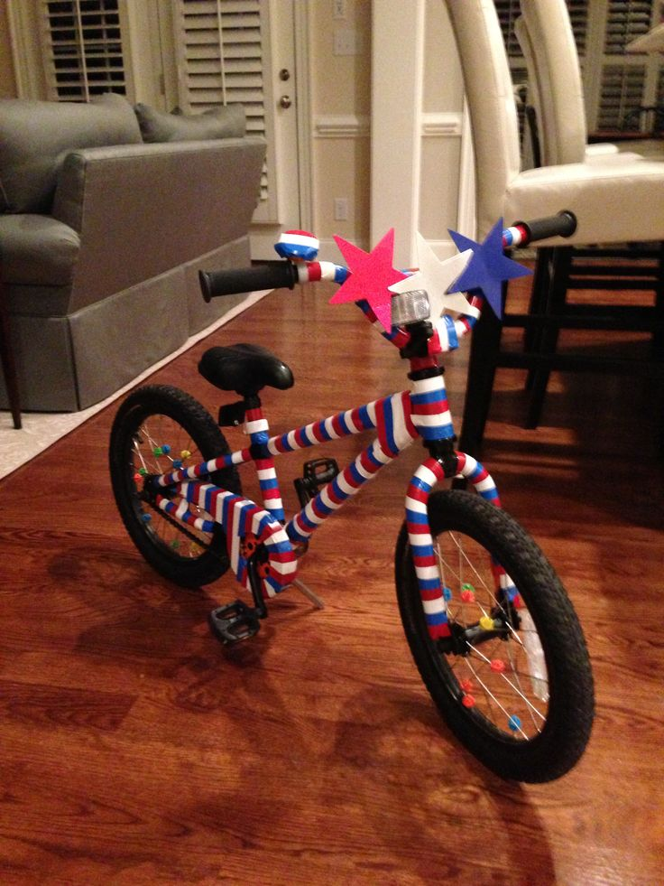 17 best images about on your bike on pinterest for Bike decorating ideas