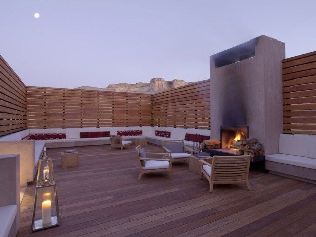 Amangiri Luxury Resort Hotel in Canyon Point, Utah 19